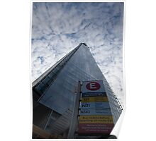 The Shard with good transport links! Poster