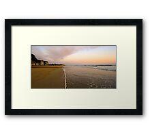 """Atlantic morning"" Framed Print"