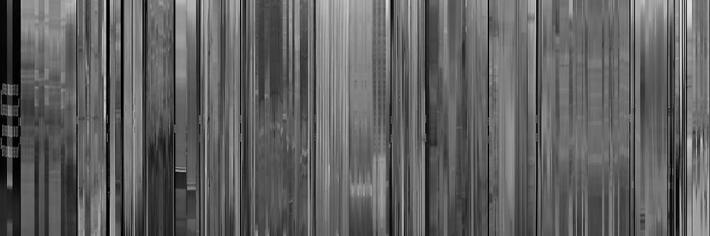 Moviebarcode: Vivre sa vie: Film en douze tableaux (1962) by moviebarcode