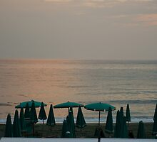 Levanto tramonto 3 by simia