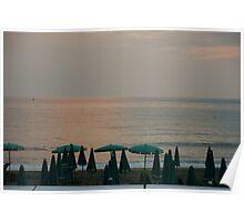Levanto tramonto 3 Poster