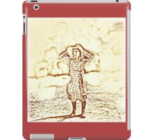 Holland Girl iPad Case/Skin