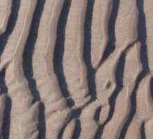 Sand Pattern 5 Sticker