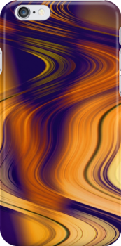 iPhone Case of painting....Reverie.... by linmarie