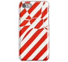 White and Red bow iPhone Case/Skin