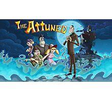 The Attuned: Title Screen Artwork Photographic Print