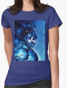 Guyver Womens Fitted T-Shirt