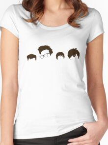 The Sound Of The Smiths Women's Fitted Scoop T-Shirt