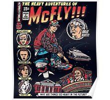 Heavy Adventures Poster