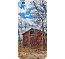 Shed Of One iPhone Case/Skin