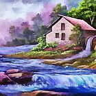 Dreamhouse.., by ellenspaintings