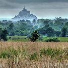 Mont St Michel by jean-jean