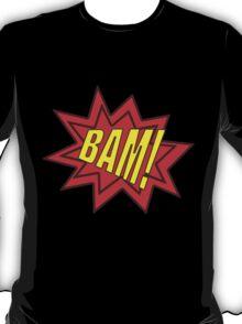 BAM! T-Shirt Design. T-Shirt