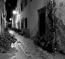 A Pretty Alleyway by James2001