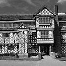 Little Moreton Hall, Cheshire by Nick Coates