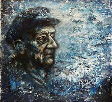 """""""Fisherman"""" by Tatjana Larina"""