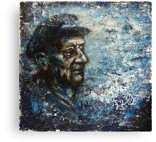 """Fisherman"" Canvas Print"