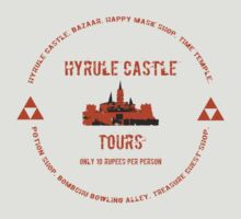 Hyrule Castle Tours by ashedgreg