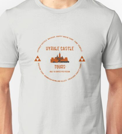 Hyrule Castle Tours T-Shirt