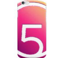 5H Logo iPhone Case/Skin