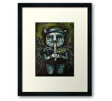 """""""Love song"""" Framed Print"""