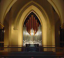 St. Francis Xavier Cathedral, Alexandria, LA   III/48 by reuter organ