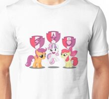 Cutie Mark CRUSADERS! Unisex T-Shirt