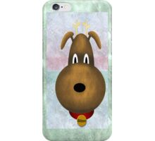 Blitzen iPhone Case/Skin