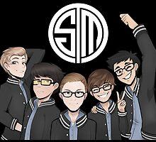 TSM - Team Solo Mid by timur139