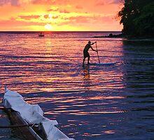 In Dreams - Hanalei Bay, Kauai, Hawaii by Matthew Kocin