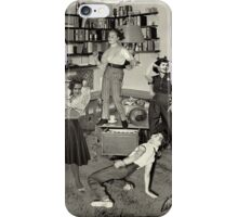 Rock Me Baby! iPhone Case/Skin