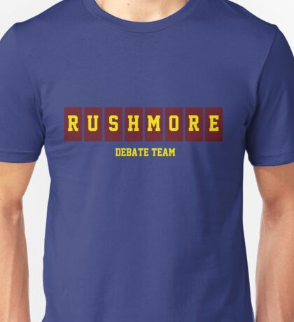 Rushmore Debate Team T-Shirt