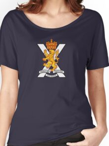 Royal Regiment of Scotland - British Army Women's Relaxed Fit T-Shirt