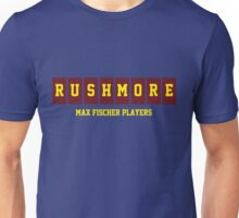 Rushmore Max Fischer Players Unisex T-Shirt