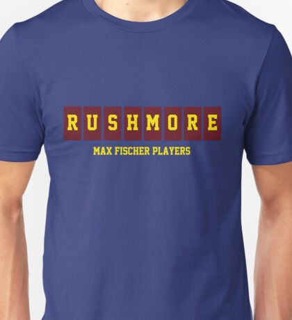 Rushmore Max Fischer Players T-Shirt