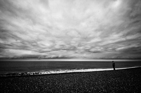 Watching Waves by Josephine Pugh