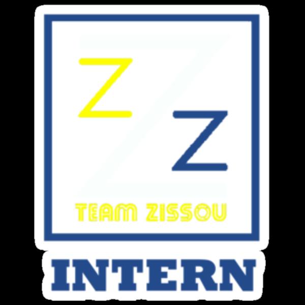 Team Zissou Intern by ashedgreg