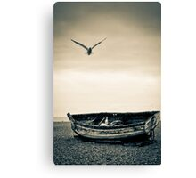 Seafront Canvas Print