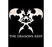 The Dragon's Keep Photographic Print
