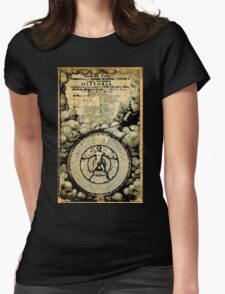 Historia Metaphysica Womens Fitted T-Shirt