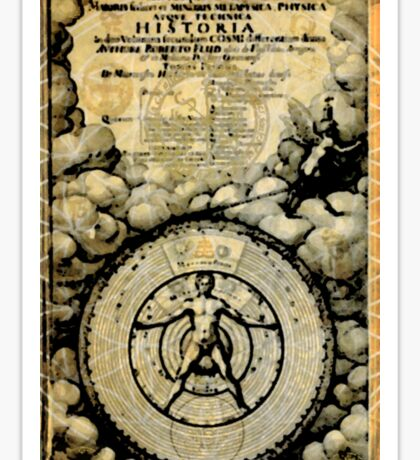 Historia Metaphysica Sticker