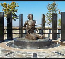 National POW-MIA Memorial  by Glenn McCarthy
