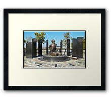 National POW-MIA Memorial  Framed Print