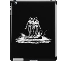 Dance of the Skeletons iPad Case/Skin