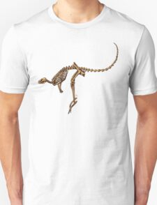 Kangaroo Skeleton T-Shirt