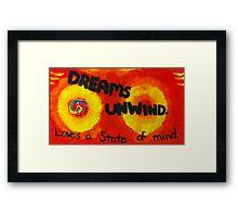 Fleetwood Mac Painting Framed Print