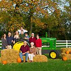 Family Portrait on the Farm by Mark Van Scyoc