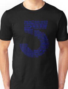 Babylon 5 Quotes - Blue Unisex T-Shirt