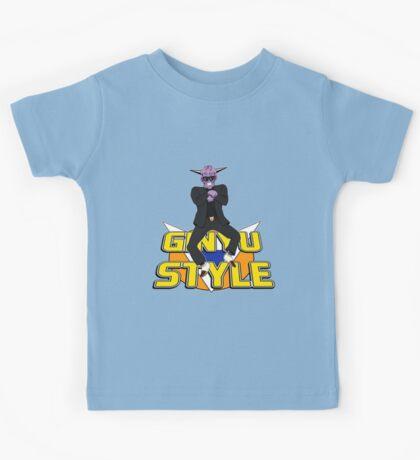 Ginyu Style: Part 1 Kids Tee