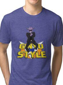 Ginyu Style: Part 1 Tri-blend T-Shirt